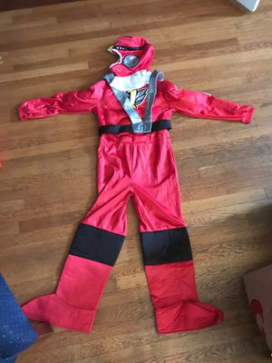 Disney Power Rangers- costume for Sale in Tacoma, WA