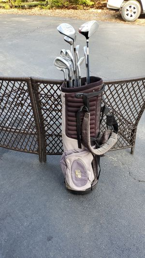 Golf Clubs. Mixed bag. Driver, and blades for Sale in Fairfax, VA