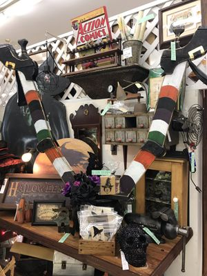 Witches legs- large /wooden-Halloween for Sale in Orange, CA