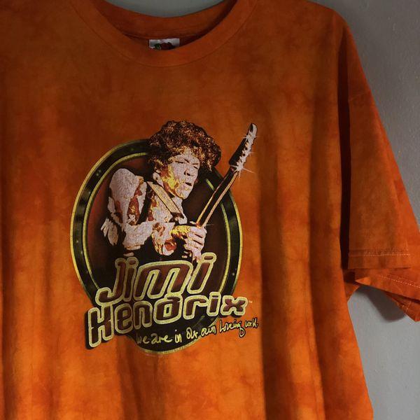 1997 Vintage Jimi Hendrix Tee