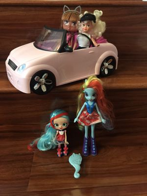 Dolls and Doll Car for Sale in Union City, CA