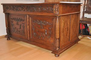 Antique French Executive Desk for Sale in Fort Washington, MD