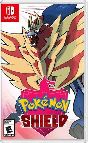 Pokémon Shield - Nintendo Switch for Sale in Wilson, NC