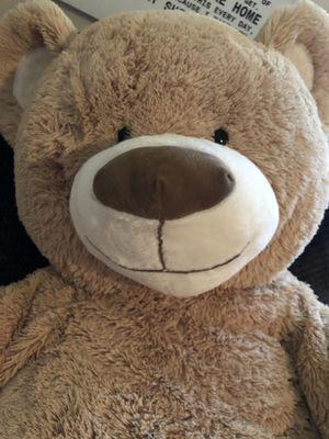 ~4.5 feet tall stuffed bear for Sale in Scottsdale, AZ