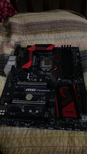 Msi motherboard for Sale in Woodside, CA