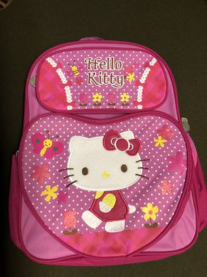 Hello Kitty back pack for Sale in Bel Air, MD