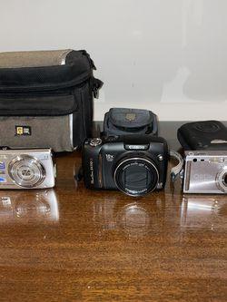 Lot Of 3 Cameras for Sale in Atlanta,  GA