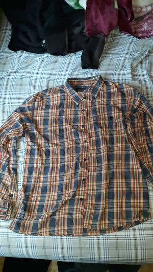 Patagonia long sleeve button up shirt size XL for Sale in Kennewick, WA