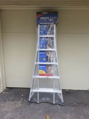 New - Werner 26 Foot Telescoping Multi Position Ladder for Sale in Hamtramck, MI