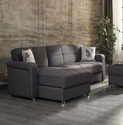 Brand New Sectional Sleeper And Storage For $749 for Sale in Queens,  NY