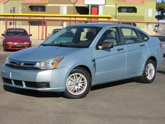 2008 Ford Focus for Sale in Las Vegas,  NV
