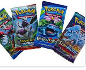 I buy all unopened packs all cards for Sale in Clovis, CA