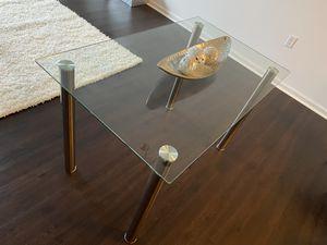 Glass Table for Sale in Chesapeake, VA