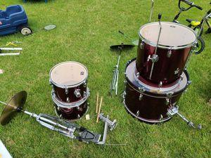 CB Drum set.. clean set. for Sale in Upper Marlboro, MD
