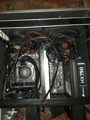 EVGA complete gaming computer for Sale in Glendora, CA