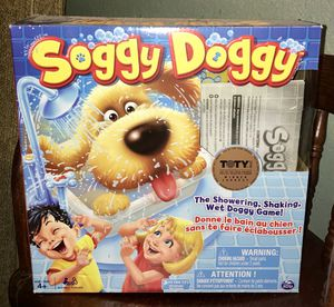 New. Adorable. Soggy Doggie Board Game for Sale in San Diego, CA