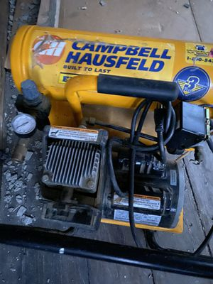 Extreme duty air compressor perfect for contractor jobs for Sale in San Diego, CA