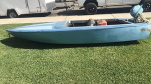 Free boat for Sale in Fontana, CA