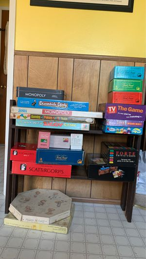 Games and Puzzles for Sale in Oceanside, CA
