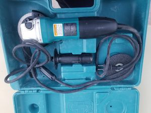 Makita angel grinder for Sale in Denver, CO