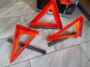 Road side triangles for Sale in Princeton, IA