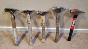 Nice set of Framing hammers for Sale in Bothell, WA