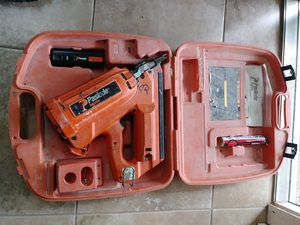 Paslode impulse framing nailer for Sale in New Port Richey, FL