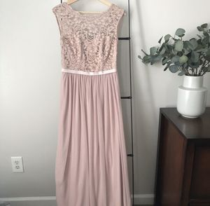 Prom or bridesmaid dress (dusty rose) for Sale in Boulder, CO