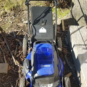 Kobalt 40v Mower for Sale in Norwalk, CT