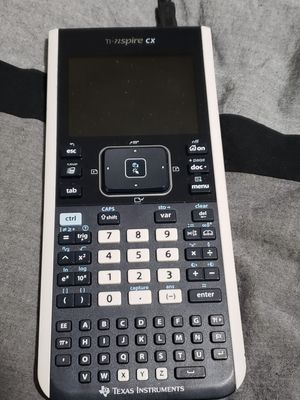 TI-nspire CX-Handheld Calculator for Sale in Deerfield Beach, FL