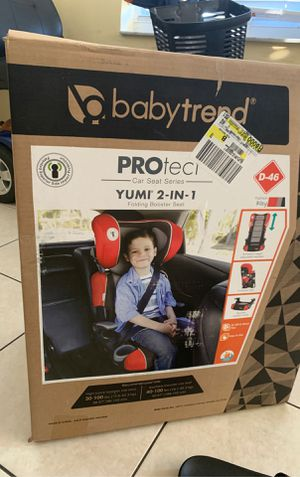 BabyTrend 2 in 1 Folding seat for Sale in Lake Park, FL