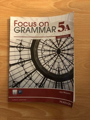 English for ESL class, Level 5 with Workbook for Sale in Los Angeles, CA