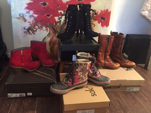 6.5 Booties for Sale in Burleson, TX