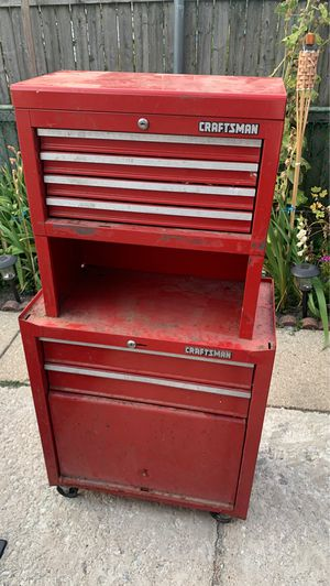 Craftsman tools box for Sale in Chicago, IL