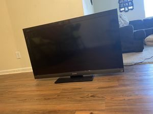 its a sony 46 inch tv for Sale in Raleigh, NC