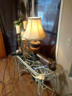 Designer lamp #3 for Sale in Glendale, AZ