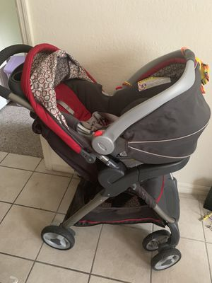 Garco car seat stroller and diaper bag for Sale in FL, US