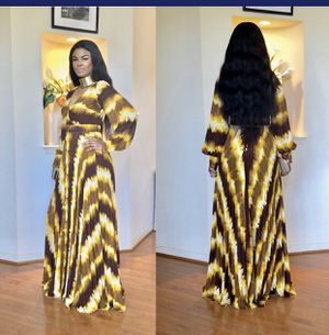 Princess pleated dress for Sale in Bowie, MD