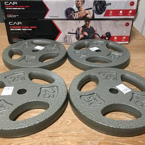 """NEW 100lbs w 5"""" lifting bar AND curl bar for Sale in Nashville, TN"""