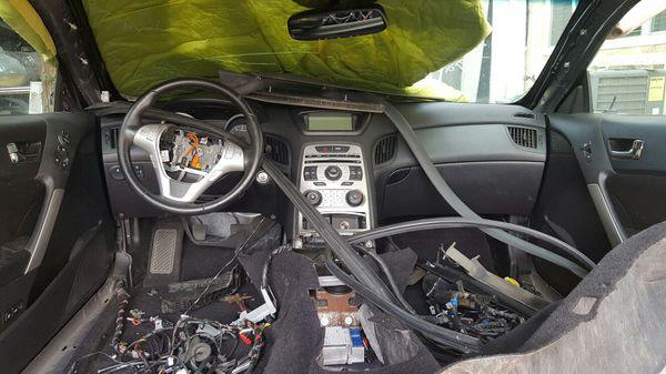 2010 hyundai genesis coupe 2.0t parts
