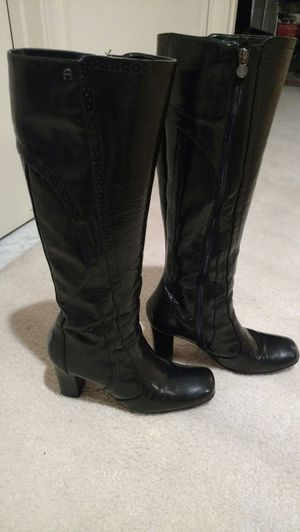 Etienne Aigner Knee High Boots for Sale in Severn, MD