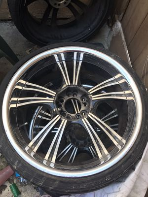 """20 rims clean for Sale in Spring Valley, CA"