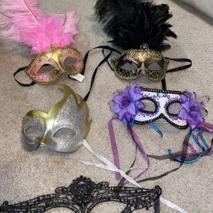 Mardi Gras Masks New Orleans for Sale in Atlanta, GA