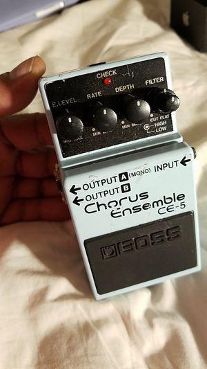 Boss chorus ensemble CE-5 for Sale in Miami, FL