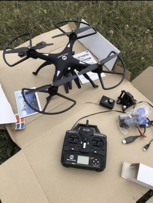 Aerial Drone Quadcopter with Camera for Sale in Lynnwood, WA