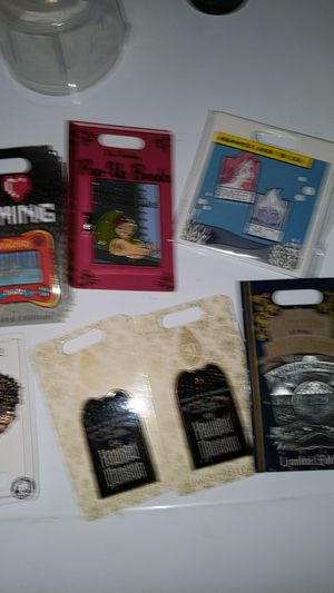 Disney limited edition collectible pins new 7$ each for Sale in Pico Rivera, CA
