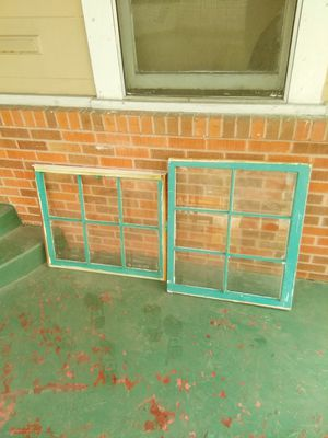 Old wood windows for Sale in Beaumont, TX
