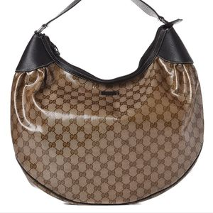 GUCCI CRYSTAL HOBO BAG for Sale in Corona, CA