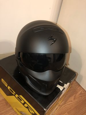 Scorpion Helmet (New) size Large for Sale in Waldorf, MD