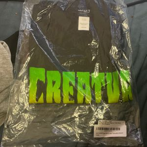 Brand New Never Opened Creature Shirt NHs for Sale in Capitola, CA